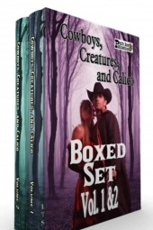 Cowboys, Creatures, and Calico 2-Volume Set