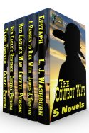 The Cowboy Way: Boxed Set of YA Westerns