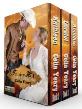 Trinity Hill: A Texas Mail Order Bride Trilogy