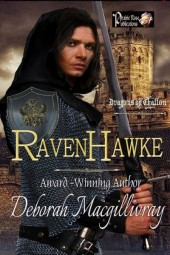 RavenHawk (The Dragons of Challon, Book 2)