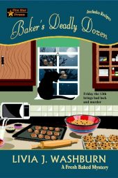 Baker's Deadly Dozen (A Fresh-Baked Mystery Book 13)