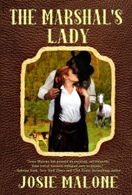 The Marshal's Lady (Liberty Valley, Yesterday and Today Book 3)