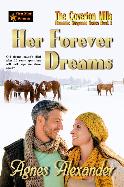 Her Forever Dreams A Coverton Mills Romance Book 3