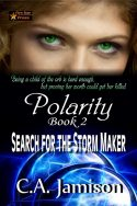 Search for the Storm Maker (Polarity Book 2)