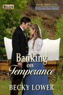 Banking on Temperance (Cotillion Ball Saga Book 3)