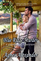 Blue Ridge Murder (A Calendar Clan Mystery Book 1)