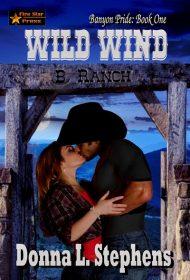 Wild Wind (Banyon Pride Series Book 1)