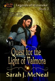 Quest for the Light of Valmora (Legends of Winatuke Book 3)