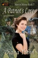 A Patriot's Love (Men of Maine Book 7)