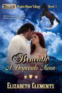 Beneath A Desperado Moon (Prairie Moon Trilogy Book 3)