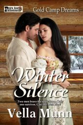 Winter Silence (Gold Camp Dreams Book 1)